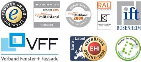 Unsere Mitgliedschaften und Zertifizierungen