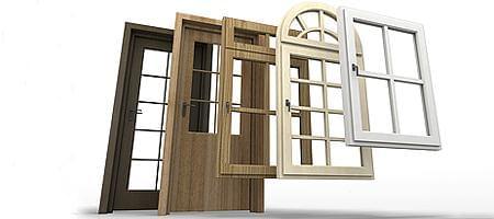 Fenstergrößen für Sondertypen
