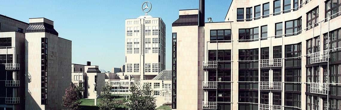 Headquarters Daimler AG