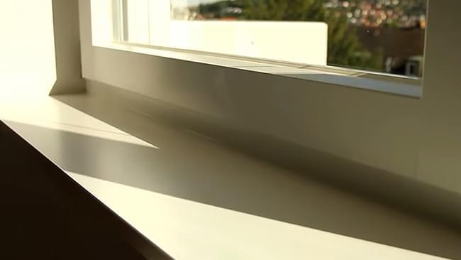 Product Video Interior Window Sill