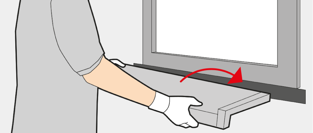 How To Install A Window Sill Windows24