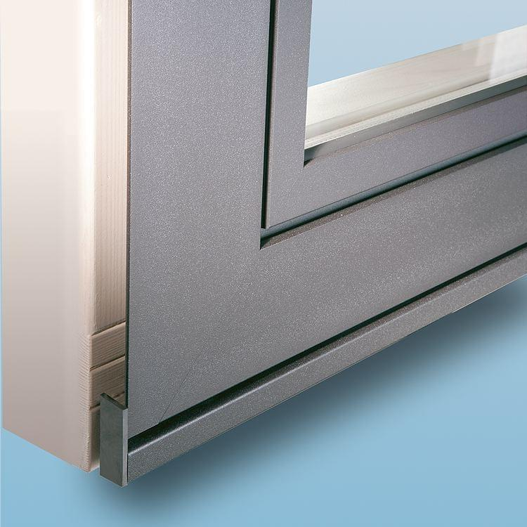 Plano Profile with Stone Sill Connection