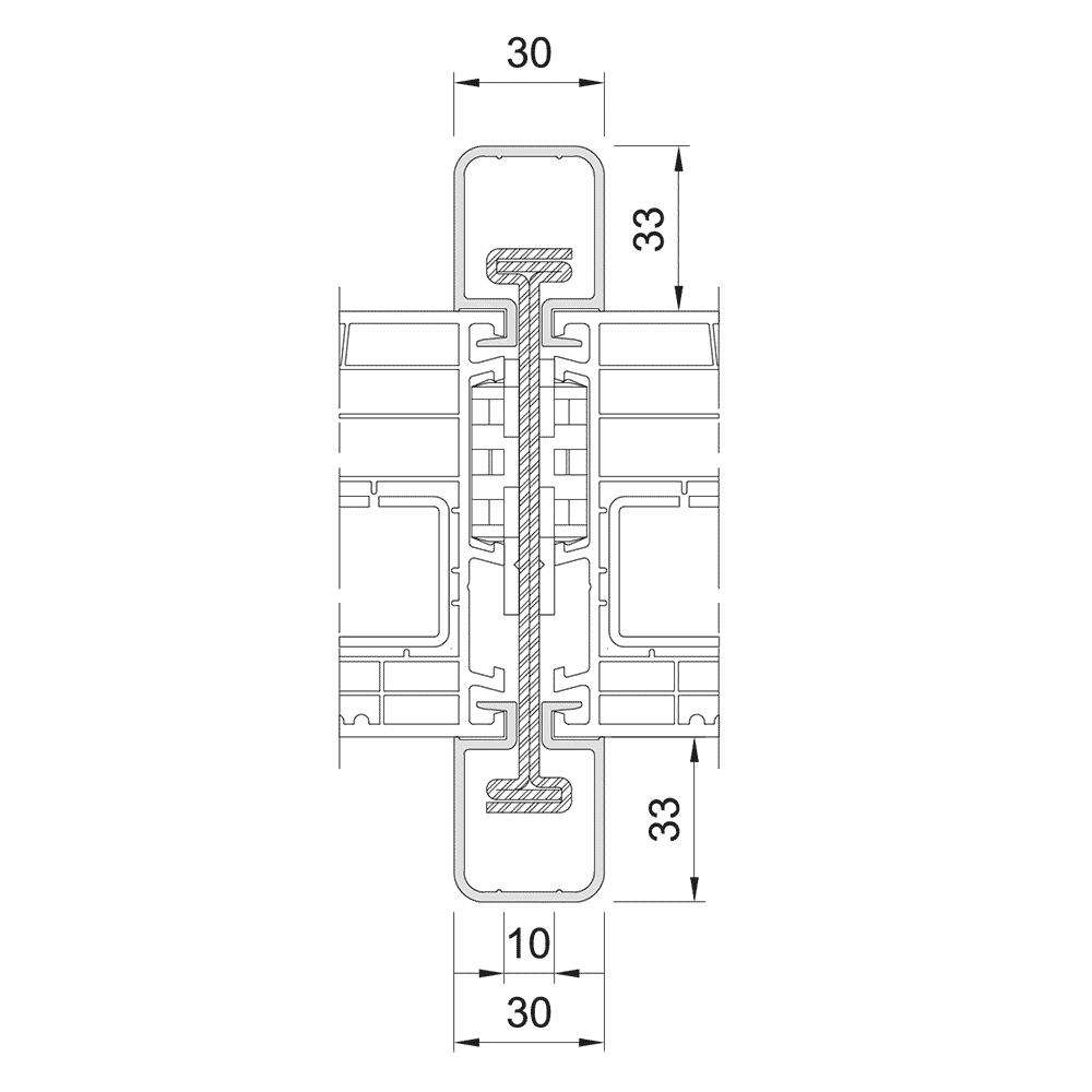 Static coupling 3 -85 mm
