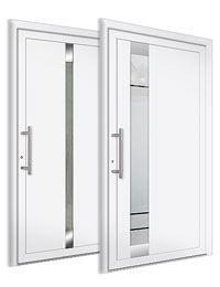Aluminum Front Doors