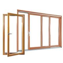 Calculate Price »; Wood Patio Doors