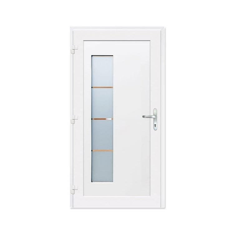 Insight of an Aluminium Brooklyn Exterior Door