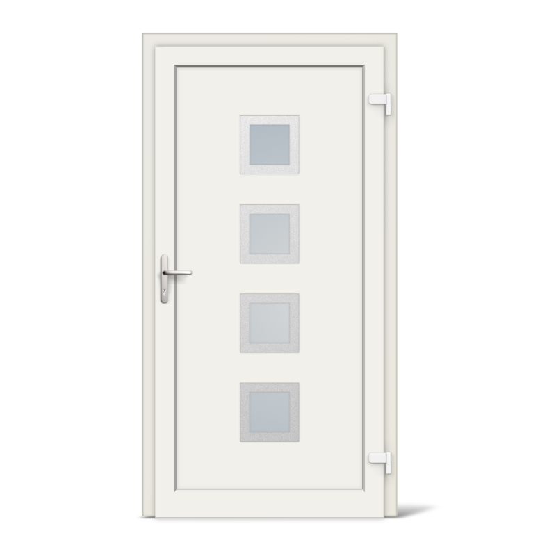 uPVC Entry Door Style Cincinnati