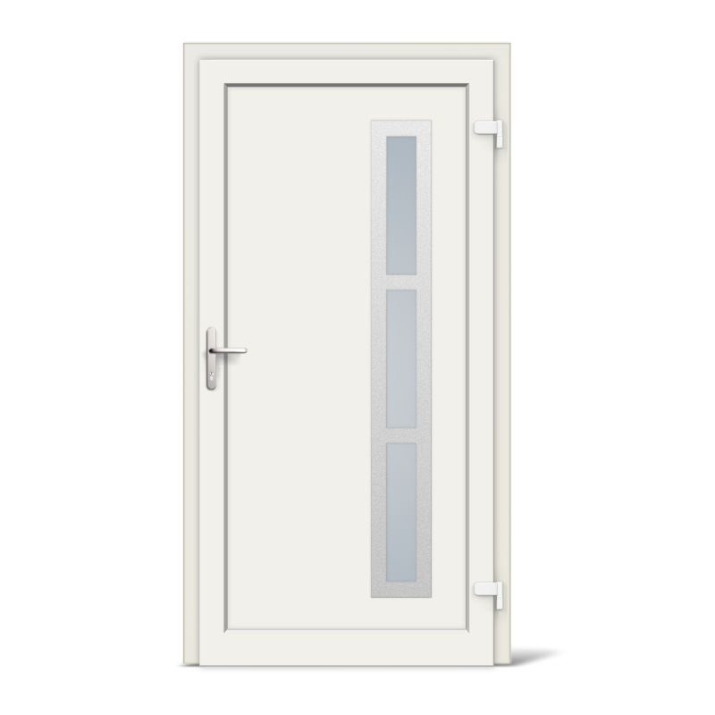 Christchurch Model Vinyl Upvc Front Doors Windows24c