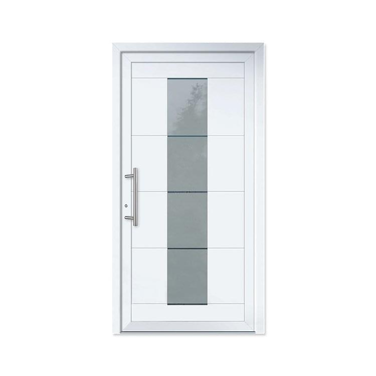 Exterior Door with Glazing Element Tulsa