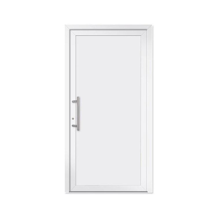 Baton Rouge Model Aluminum Front Doors