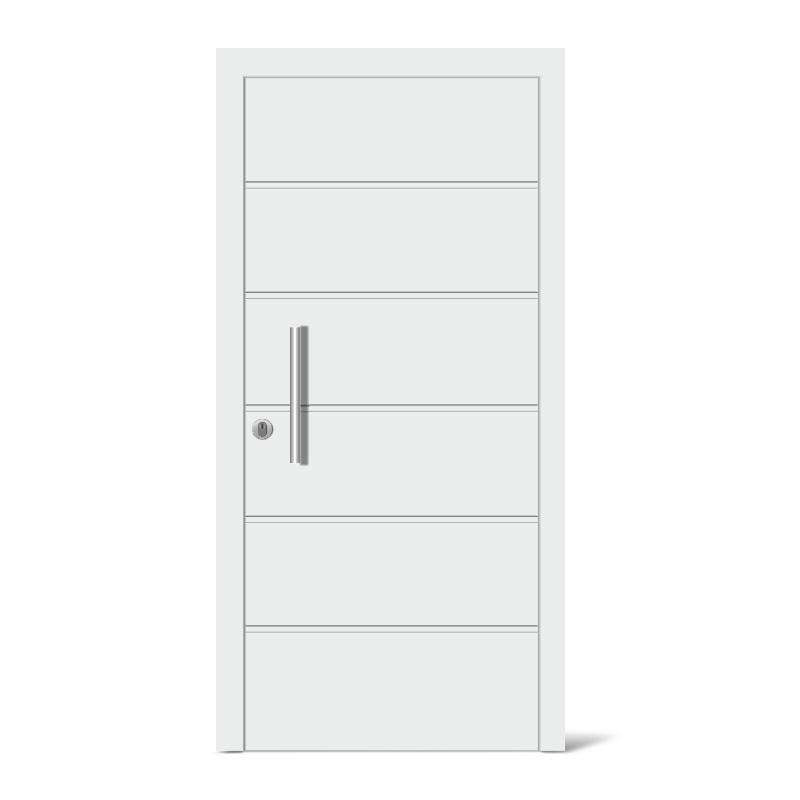 Exterior Door Type Chicago