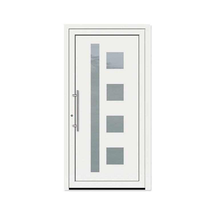 Exterior Door Model Nashville  sc 1 st  Windows24.com & Nashville Model Aluminum Front Doors | windows24.com pezcame.com