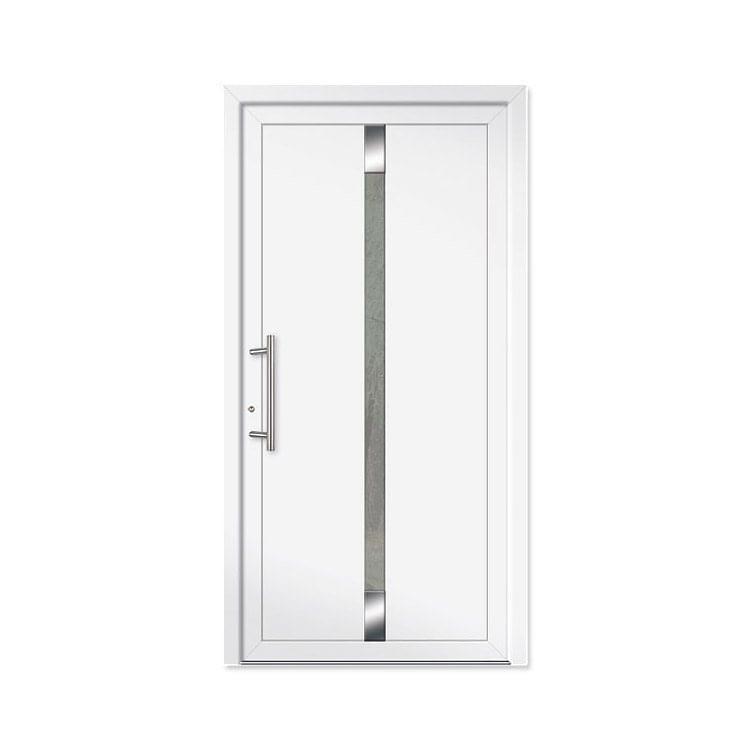 New orleans model aluminum front doors for New model front door