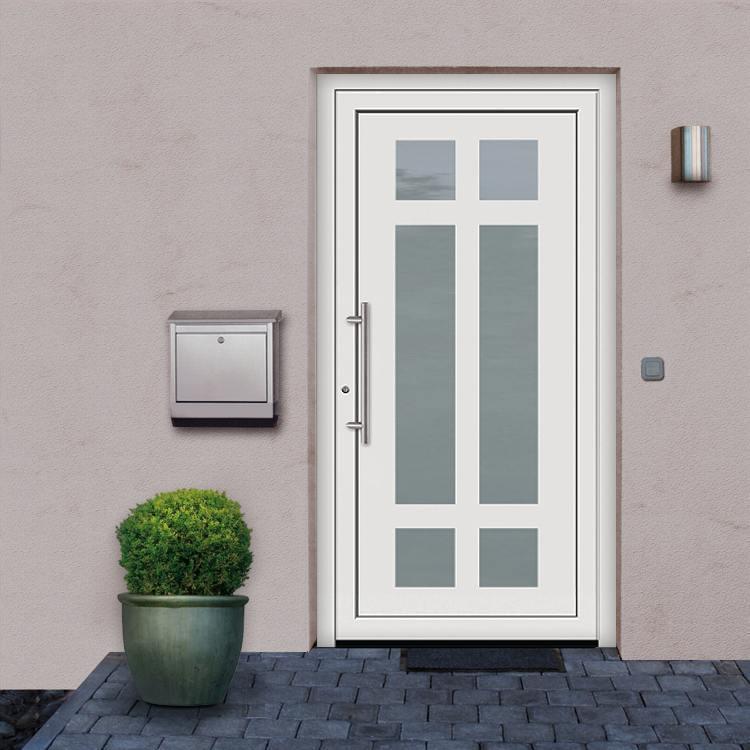 Fitting Example for Aluminium Exterior Door Edmonton