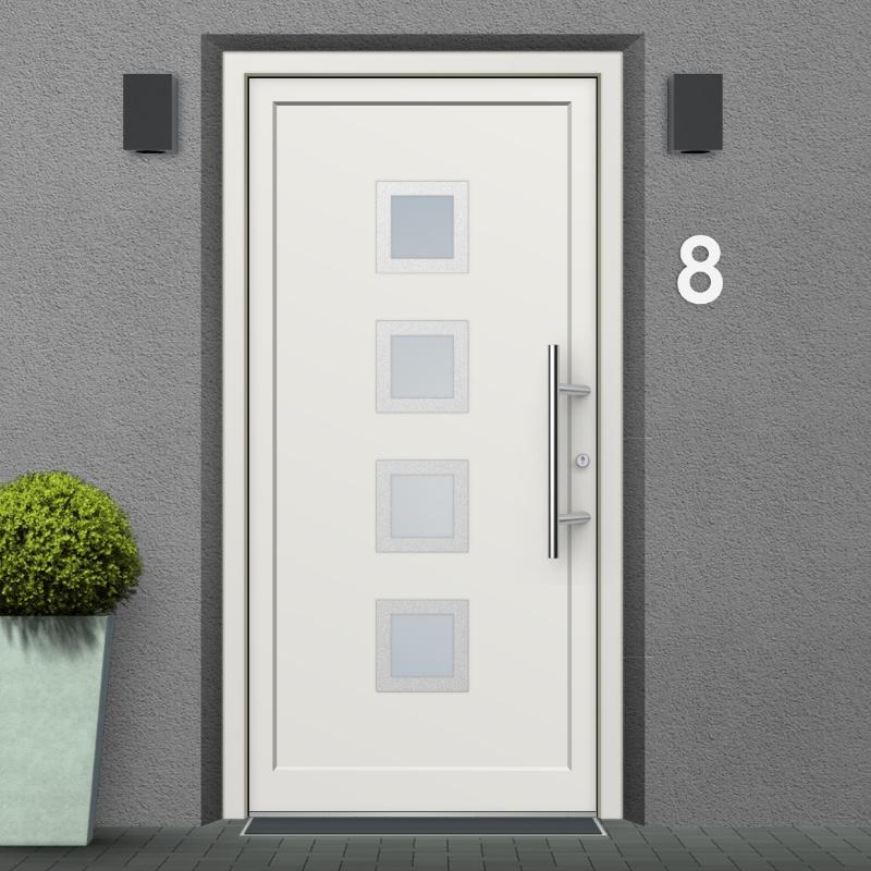 Mounting Example Cincinnati Entry Doors