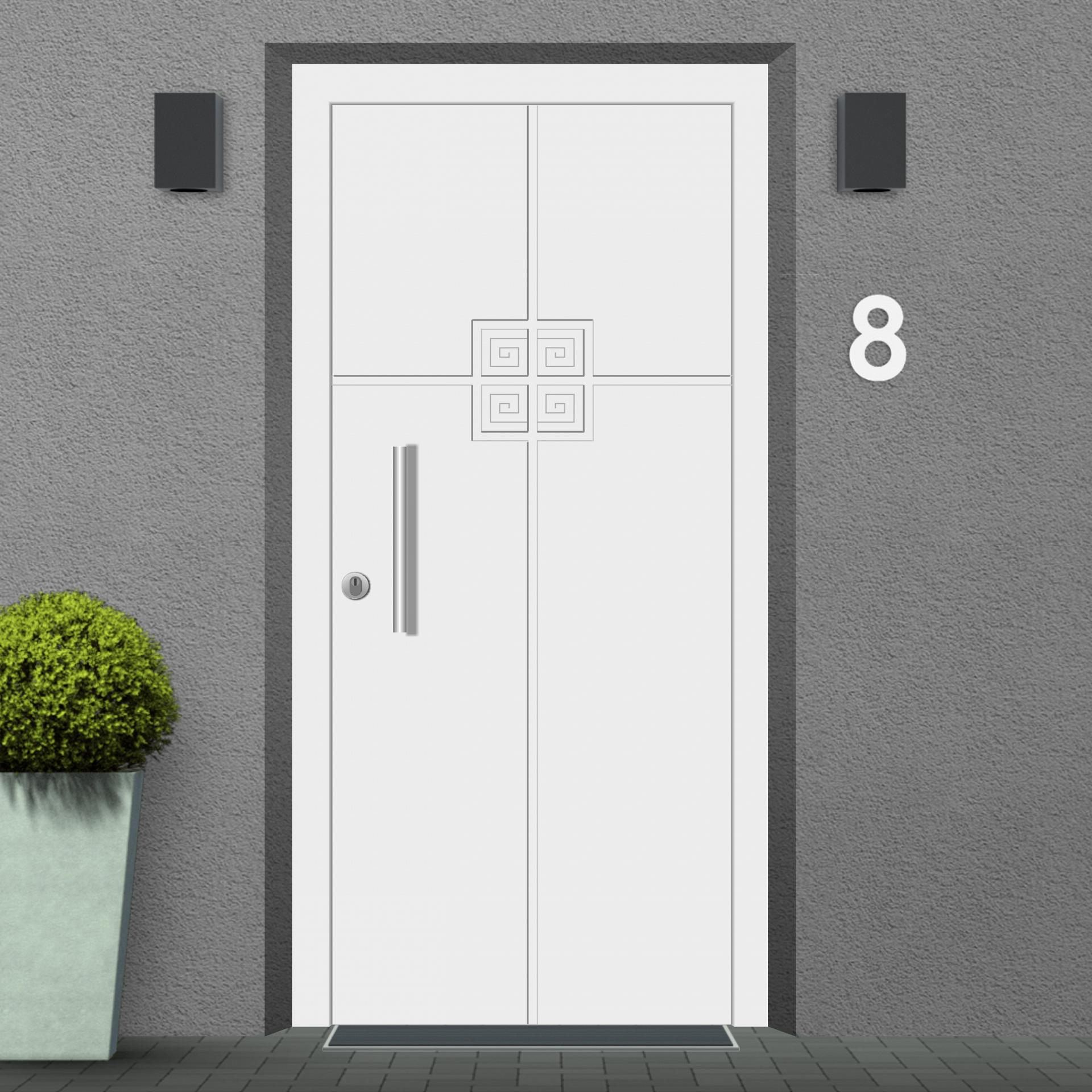 Mounting Example External Wood Doors Hobart