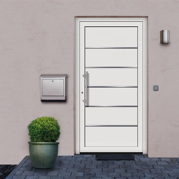 Aluminium Front Door S200c - Clear View  |Aluminium Front Doors