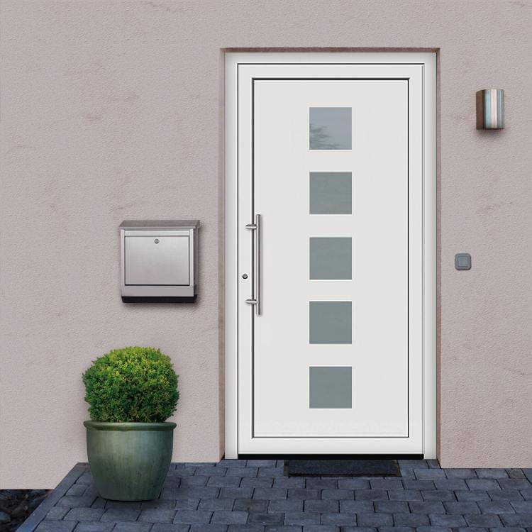 Mounting example Kansas City entry door