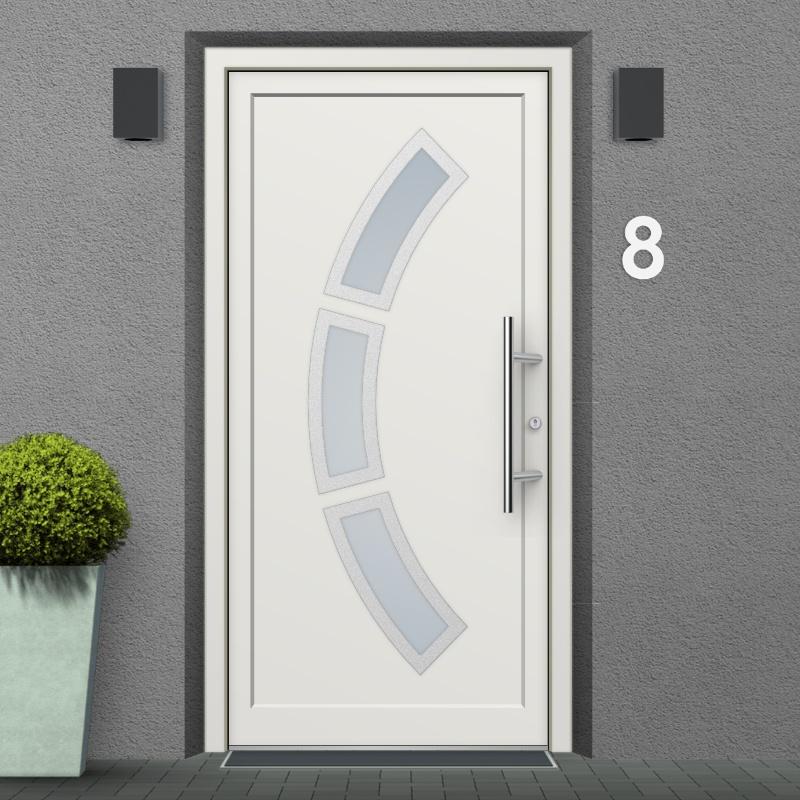 Mounting Example Hamilton Exterior Doors