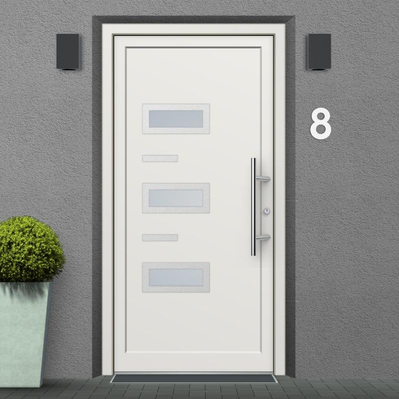 Mounting Example uPVC Exterior Doors Milwaukee