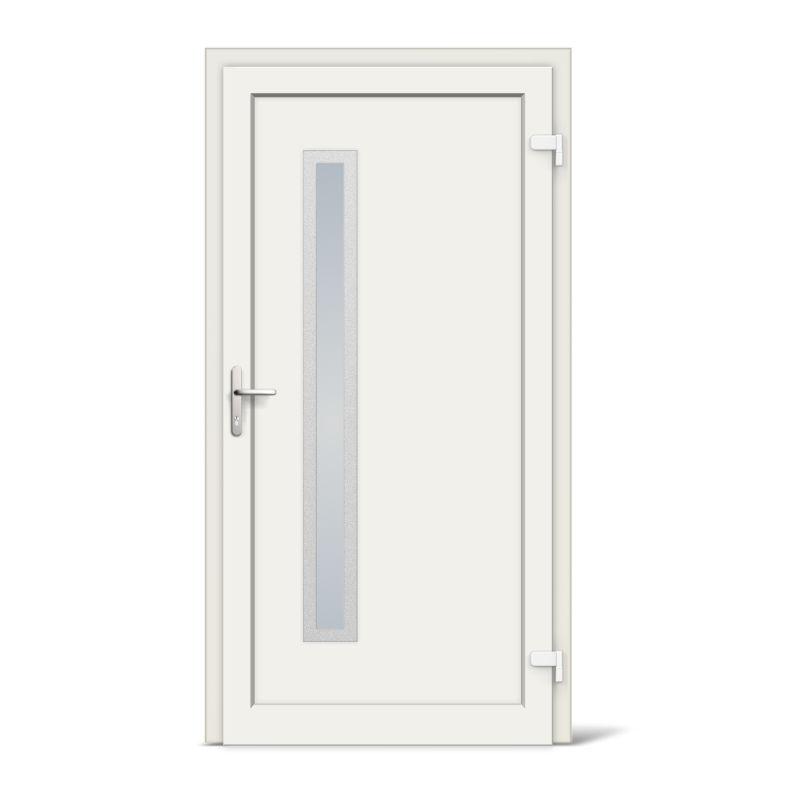 uPVC Exterior Door Style Seattle