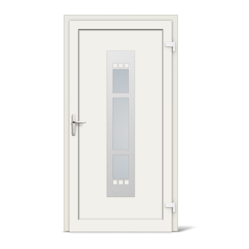 uPVC Entry Door Design Type Colorado Springs