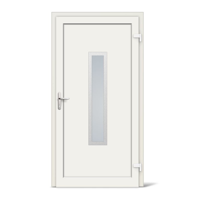 uPVC Exterior Door Design Raleigh