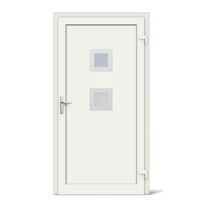 uPVC Exterior Door Wellington