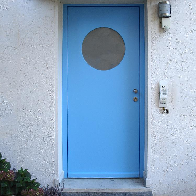 Assembly Example of Door Model Dallas
