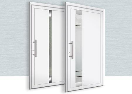 Front Doors | Vinyl, Wood and Aluminum | windows24.com