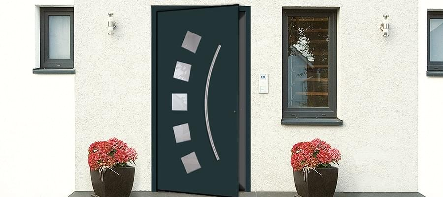 Outswing Exterior Door