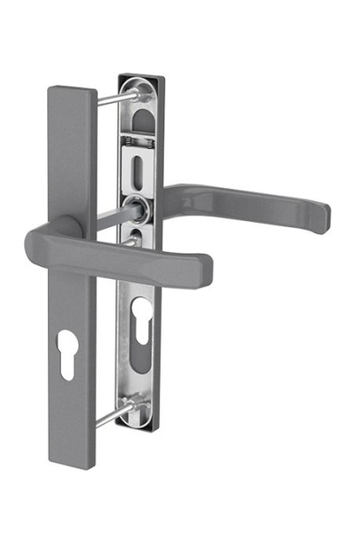 Inside front door push handle made of stainless steel