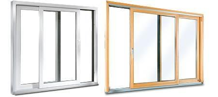 individual style for your patio sliding door