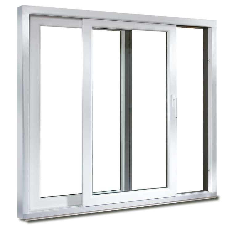 Vinyl upvc patio doors for Upvc balcony doors
