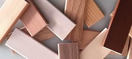 Wood types for patio doors