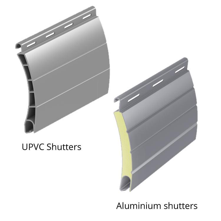 Roller Shutter Curtains