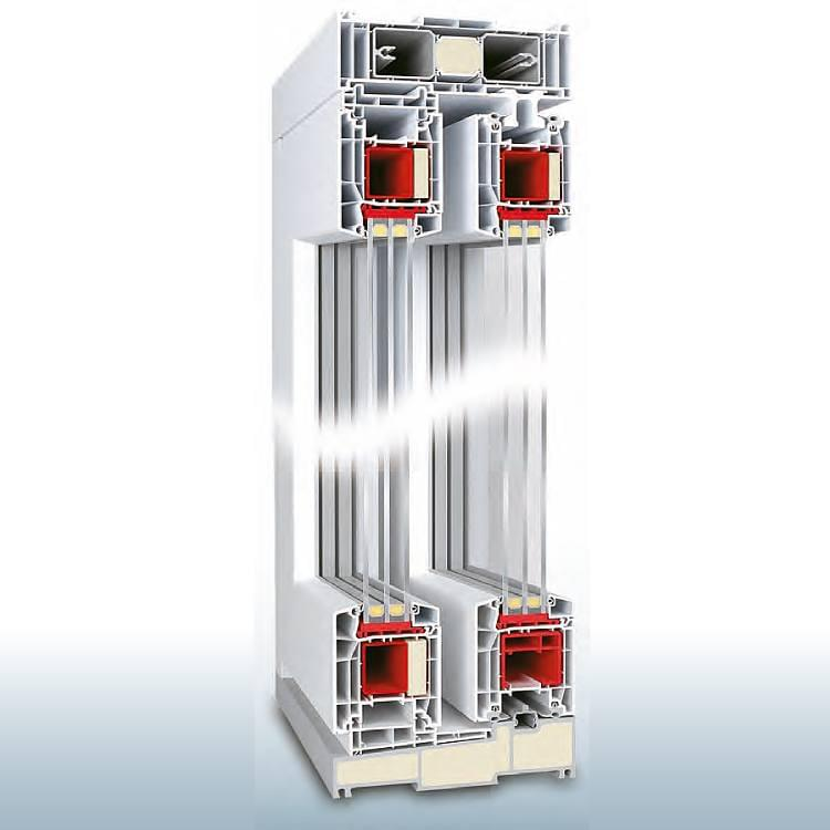 Vertical Cross-Section - Profile Plus PREMIUM