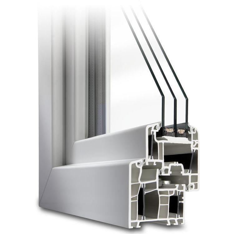 Aluplast Energeto 5000 uPVC Profile