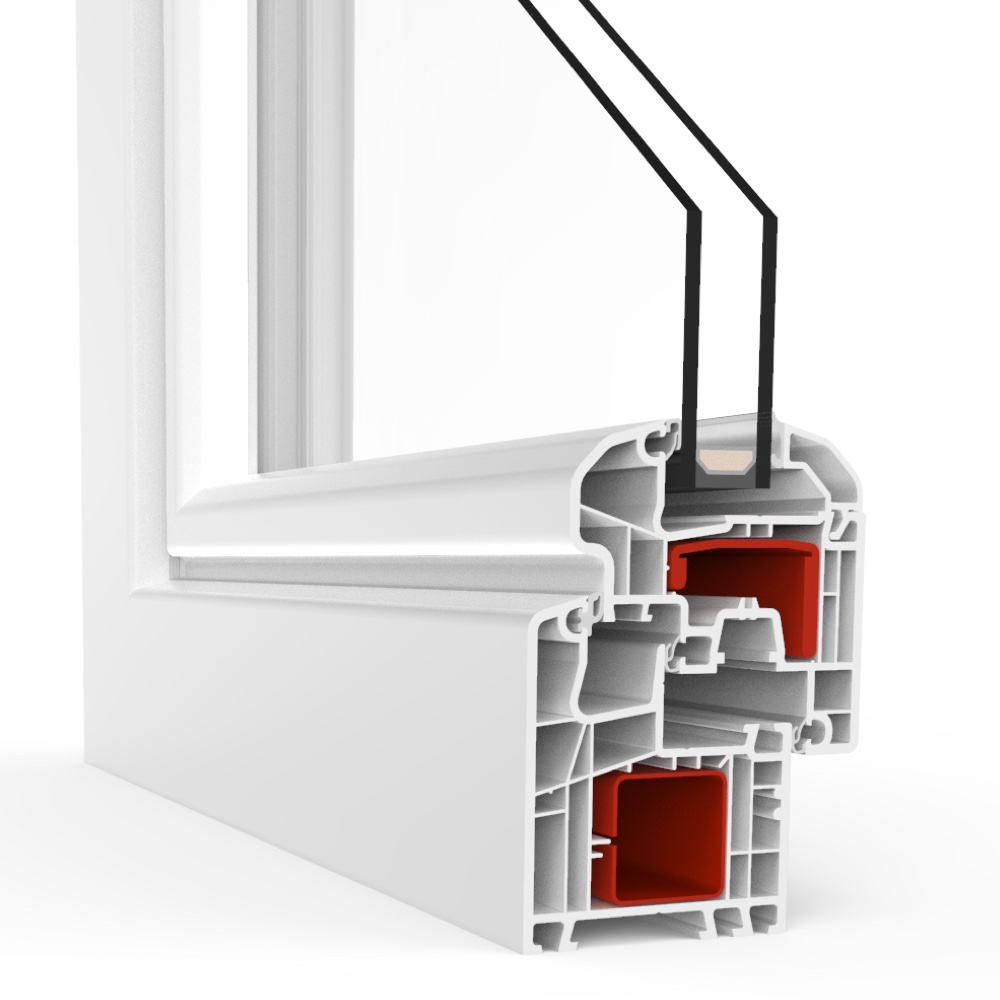 Aluplast IDEAL 5000 uPVC Profile