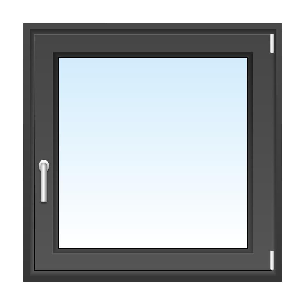 Dark Grey window