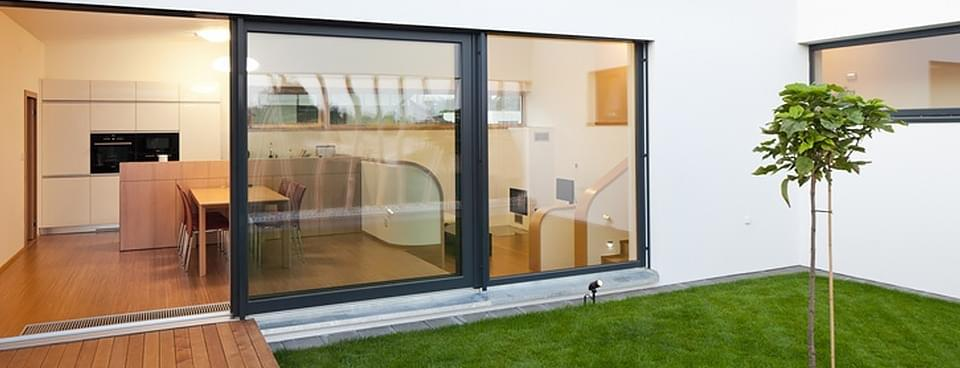 Lift-and-Slide Doors