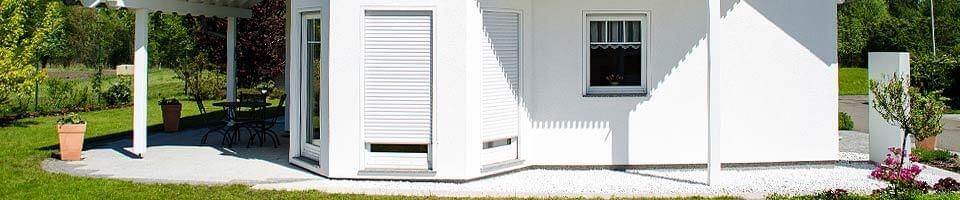 Patio Door Roller Shutters