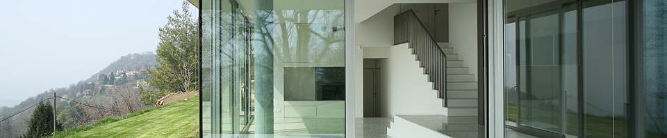 Threshold-free french door