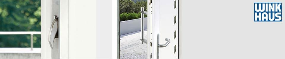 uPVC front door lock