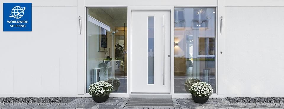 uPVC Fron Doors